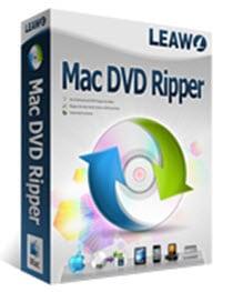 Leawo Mac DVD Ripper