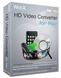 5. WinX HD Video Converter for Mac