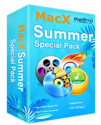 MacX Summer Special Pack