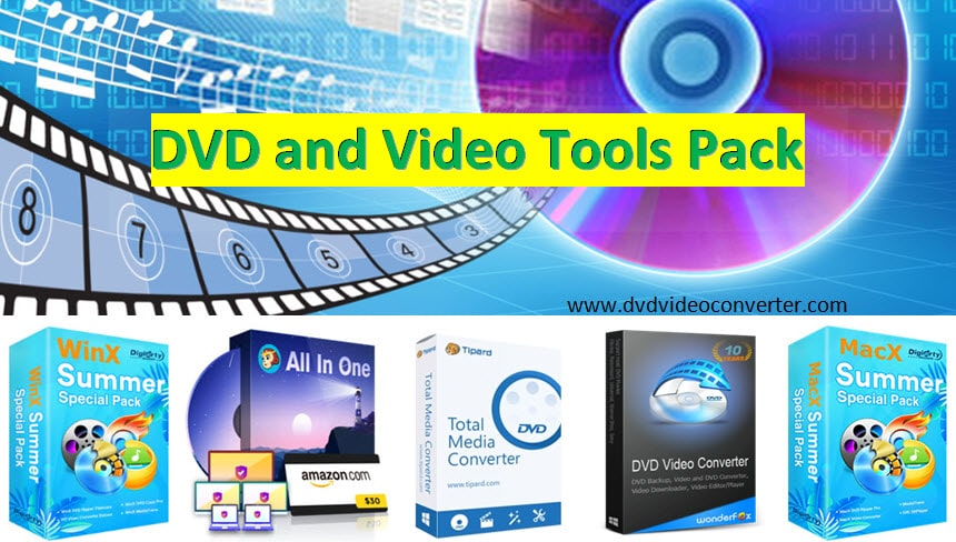 best DVD and video converter pack
