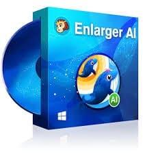 DVDFab Enlarger AI box