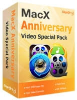 MacX Anniversary Special Pack