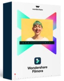 Wondershare Filmora box